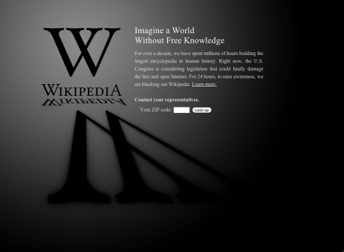 Sopa-wiki